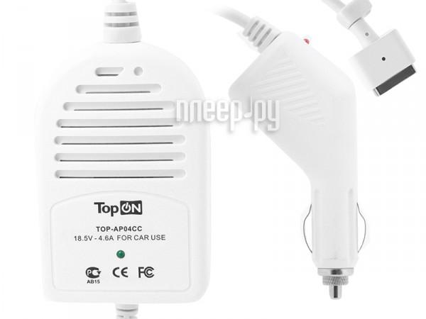 Блок питания TopON TOP-AP04CC for MacBook Pro 13/15/17-inch 85W MagSafe  Pleer.ru  1110.000
