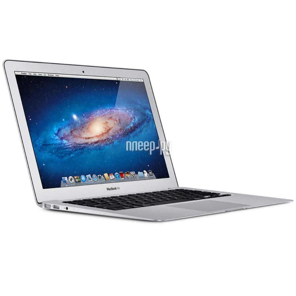 Ноутбук APPLE MacBook Air 13 Mid 2014 MD760RU/B Intel Core i5 1.4 Ghz/4096Mb/128Gb SSD/HD Graphics 5000/Wi-Fi/Bluetooth/Cam/13.3/1440x900/Mac OS  Pleer.ru  41797.000