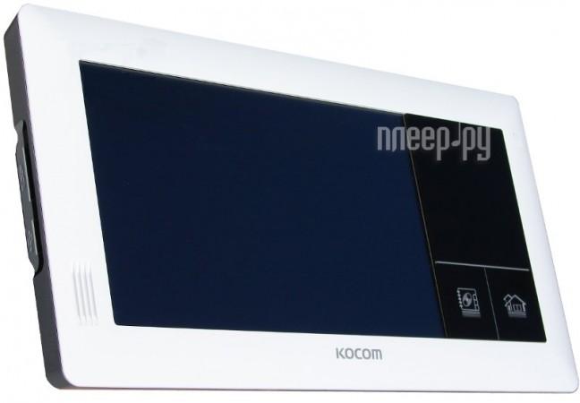 Видеодомофон Kocom KVR-A510 White