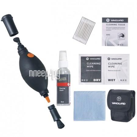 Аксессуар Чистящее средство VANGUARD Cleaning Kit 6-in-1 CK6N1  Pleer.ru  1390.000