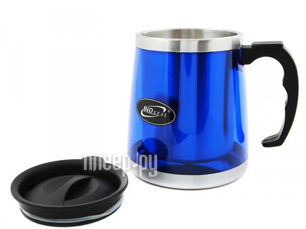 Термокружка Biostal NE-420F 0.42L Blue  Pleer.ru  234.000
