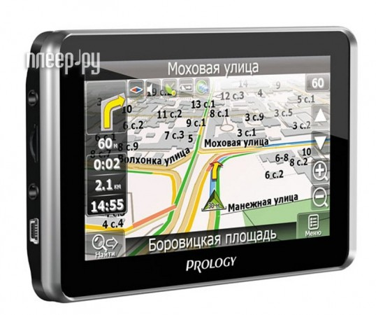 Навигатор Prology iMap-560TR  Pleer.ru  3399.000