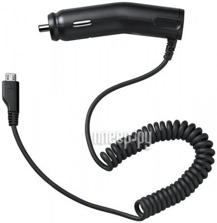 Аксессуар Зарядное устройство автомобильное Samsung micro-USB 1000mA ECA-U16CBEGSTD  Pleer.ru  866.000