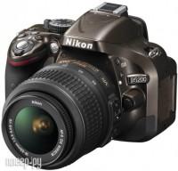 ����������� Nikon D5200 Kit AF-S DX 18-55 mm f/3.5-5.6G VR II Bronze (�������� Nikon)