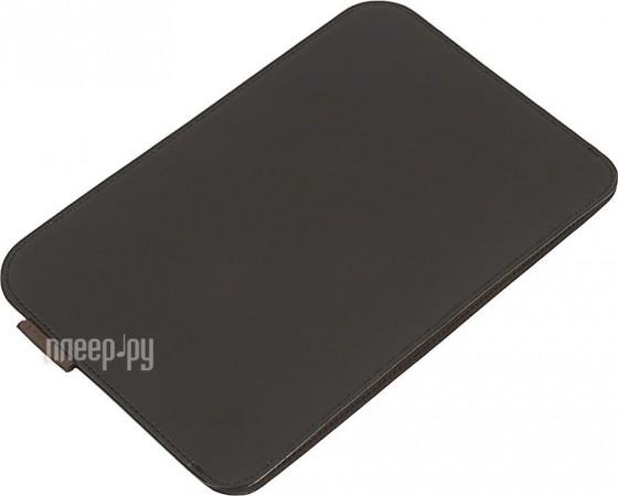 Аксессуар Чехол Samsung Galaxy Tab 2 7.0 P3100 EFC-1G5LDECSTD Dark Brown  Pleer.ru  888.000