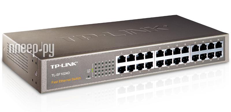 TP-LINK TL-SF1024D за 2011 рублей
