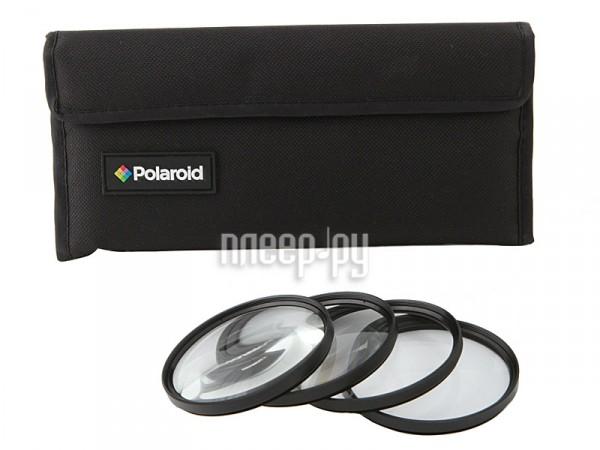 Светофильтр Polaroid Close UP Filter Kit +1, 2, 4, 10 - 67mm - набор макролинз PLFILDCCL67  Pleer.ru  801.000