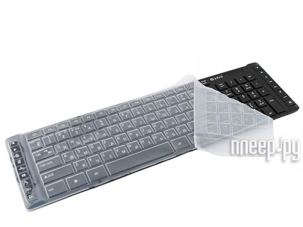 Клавиатура беспроводная Intro KW201SM Black