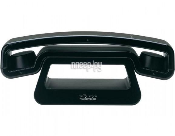 Радиотелефон Swissvoice ePure Black  Pleer.ru  660.000