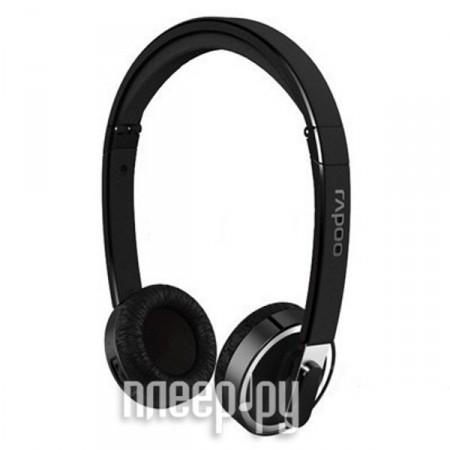 Наушники Rapoo H3080 Black  Pleer.ru  1311.000