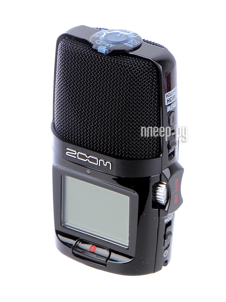 Цифровой диктофон Zoom H2n  Pleer.ru  8861.000