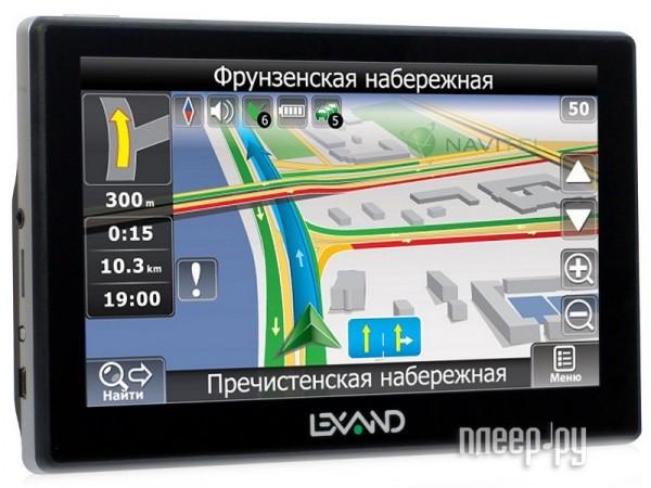 Навигатор Lexand STR-6100 HD Навител Навигатор  Pleer.ru  3620.000