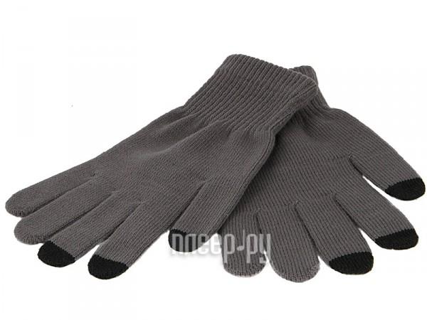 Теплые перчатки для сенсорных дисплеев iGlover Classic р.UNI Light Grey