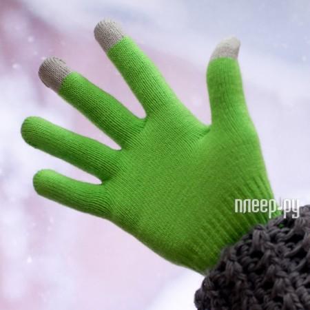 Теплые перчатки для сенсорных