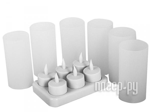 Светодиодная свеча LED Candle RC-6G  Pleer.ru  1603.000