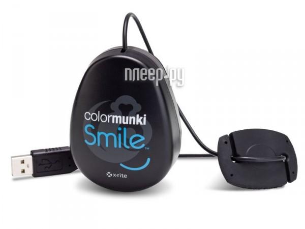 Калибратор X-Rite Colormunki Smile CMUNSML - калибратор  Pleer.ru  3988.000