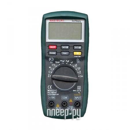 Мультиметр Mastech MS8221C  Pleer.ru  1047.000