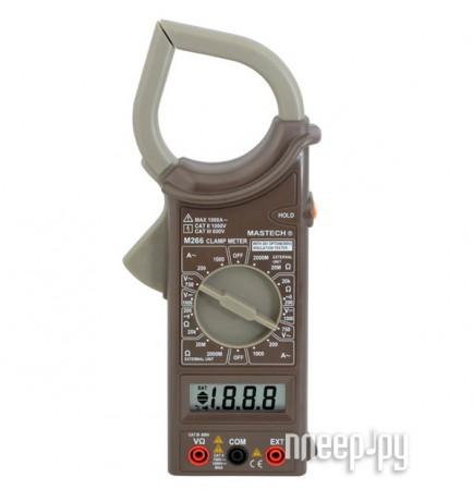 Токовые клещи Mastech M266  Pleer.ru  419.000