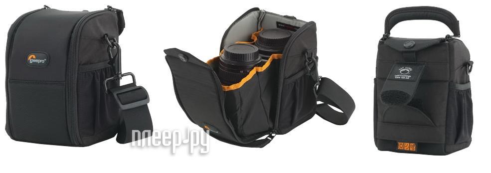 Футляр LowePro S&F Lens Exchange Case 100 AW  Pleer.ru  1409.000