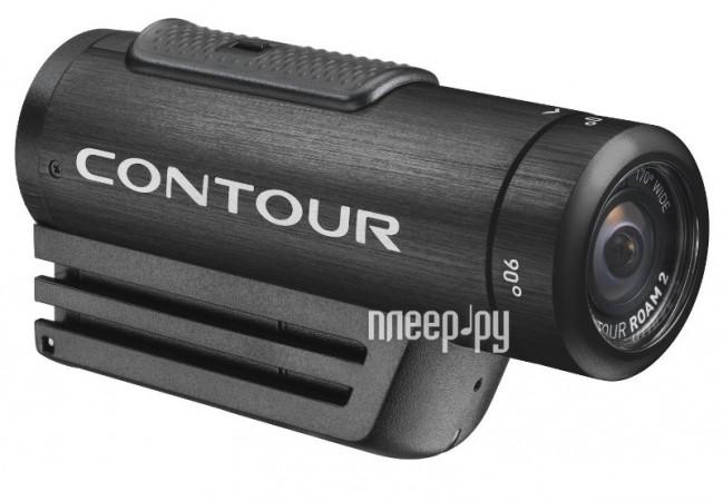 Экшн-камера Contour Roam 2 Black  Pleer.ru  7895.000