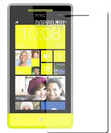 Аксессуар Защитная пленка HTC Windows Phone 8S Mstyle / Ainy / Brando / Brando UC / LuxCase 80343 / Media Gadget Premium матовая  Pleer.ru  94.000