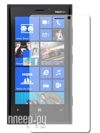 Аксессуар Защитная пленка Nokia 920 Lumia Media Gadget Premium / MStyle глянцевая  Pleer.ru  537.000
