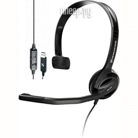 Гарнитура Sennheiser PC 26 Call Control  Pleer.ru  1327.000