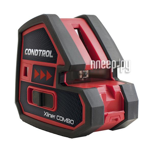 Оптическая схема XLiner Combo развивает идею модели предшественника - лазерного нивелира Condtrol 2D Pro Compact.