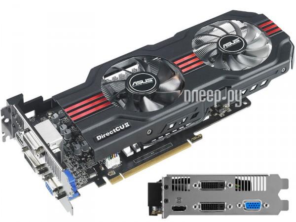 Видеокарта ASUS GeForce GTX 650 Ti 954Mhz PCI-E 3.0 1024Mb 5400Mhz 128 bit 2xDVI HDMI HDCP GTX650TI-DC2O-1GD5  Pleer.ru  5200.000