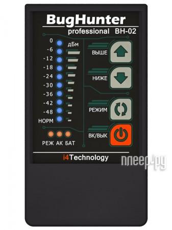 Детектор BugHunter Professional BH-02  Pleer.ru  9989.000