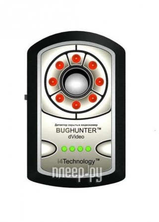 Детектор BugHunter Dvideo  Pleer.ru  6949.000