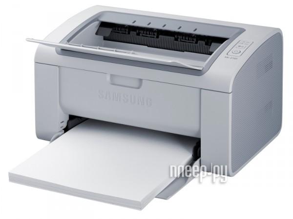 Принтер Samsung ML-2160  Pleer.ru  2086.000