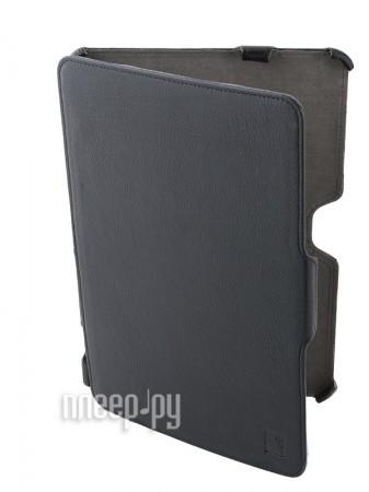Аксессуар Чехол Galaxy Note 10.1 N8000/8010 EcoStyle Black esc-0005  Pleer.ru  450.000