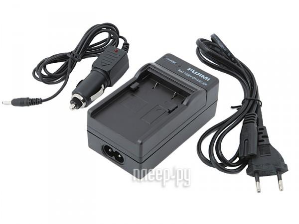 Зарядное устройство Fujimi for Canon NB-2L  Pleer.ru  489.000