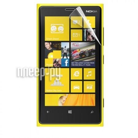 Аксессуар Защитная пленка Nokia Lumia 920 LuxCase антибликовая 80433  Pleer.ru  555.000