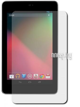 Аксессуар Защитная пленка ASUS Google Nexus 7 LuxCase антибликовая 80918  Pleer.ru  620.000