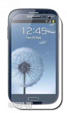 Аксессуар Защитная пленка Samsung GT-i9082 Galaxy Grand LuxCase суперпрозрачная 80557  Pleer.ru  555.000