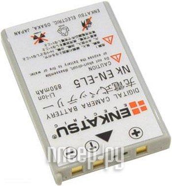 Аккумулятор Enkatsu Nk EN-EL5  Pleer.ru  178.000