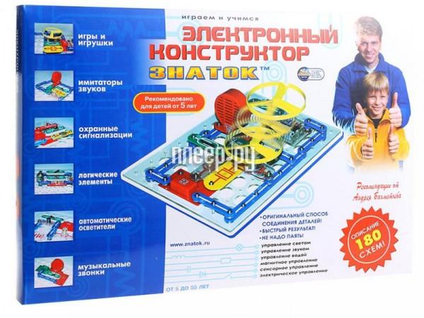 Конструктор Знаток 180 схем 180-Znat купить в интернет-магазине, цена.