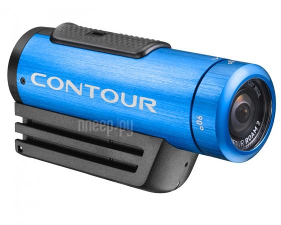 Экшн-камера Contour Roam 2 Blue  Pleer.ru  7895.000