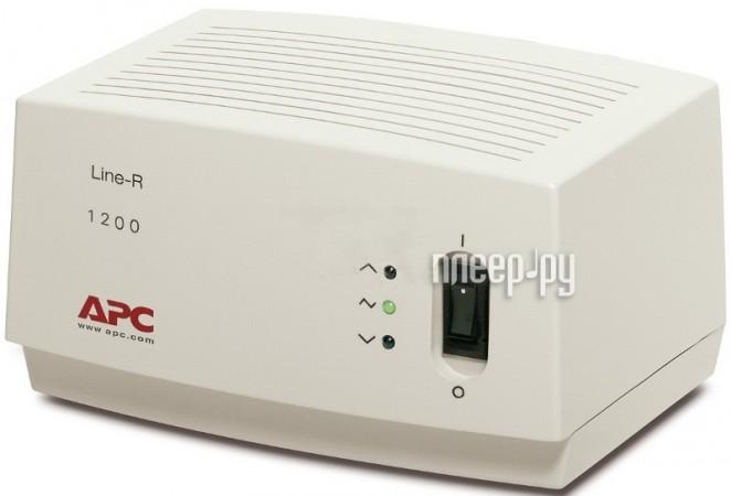 Стабилизатор APC Line-R 600VA LE600I  Pleer.ru  2732.000