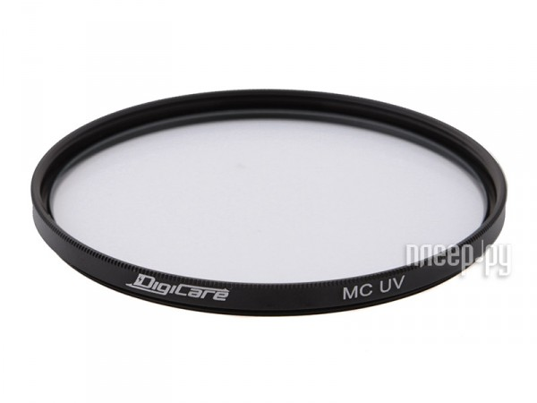 Светофильтр DigiCare MC-UV Super Slim 58mm  Pleer.ru  1877.000