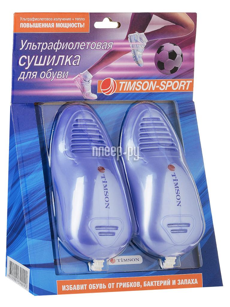Электросушилка TiMSON Sport 2424 (390090) ультрафиолетовая  Pleer.ru  997.000
