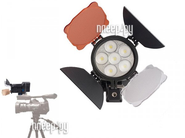 Накамерный свет Flama FL-LED5010  Pleer.ru  2588.000