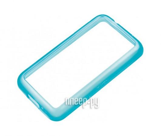 Аксессуар Чехол-бампер Nokia Lumia 620 CC-1056 Blue  Pleer.ru  202.000