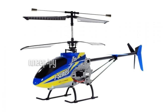 Полностью собранный вертолет F39 SHUTTLE,Li-Po аккумулятор 7.4В, 1500мАч,Зарядное устройство 220В,4-х канальная...
