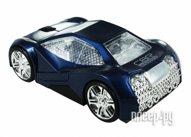 Мышь CBR MF 500 Elegance Blue  Pleer.ru  558.000