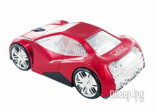 Мышь CBR MF 500 Elegance Red  Pleer.ru  558.000