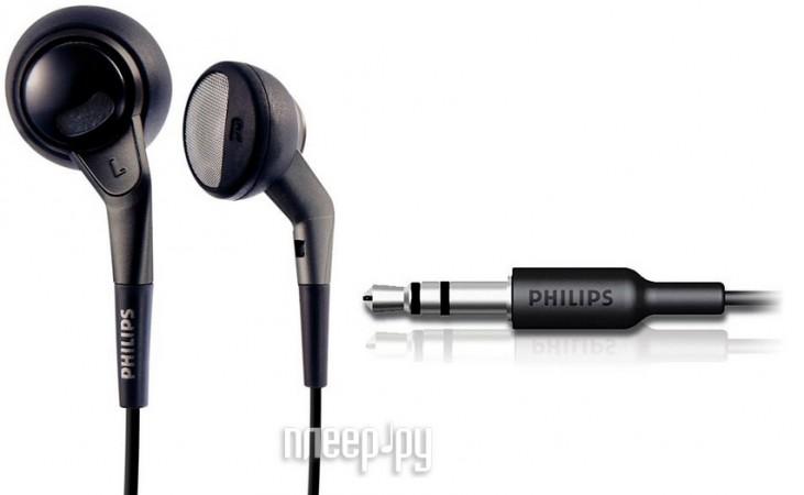Наушники Philips SHE2550 Black