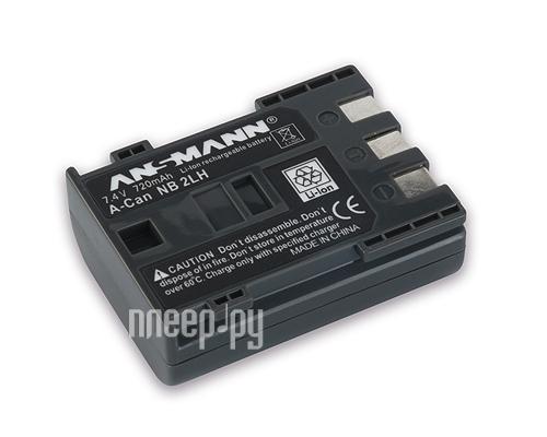 Аккумулятор Ansmann A-Can NB-2LH (бывший NB-2L) 5022673 BL1  Pleer.ru  560.000